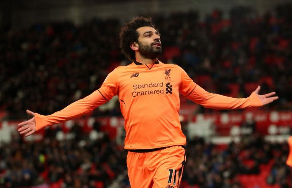 Salah sets sights on Ian Rush's goal record and says 'I want to be number one'