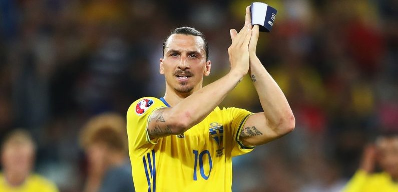 Sweden star suggests explains why Ibrahimovic should not be in World Cup squad