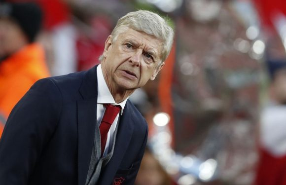 Wenger makes PSG decision