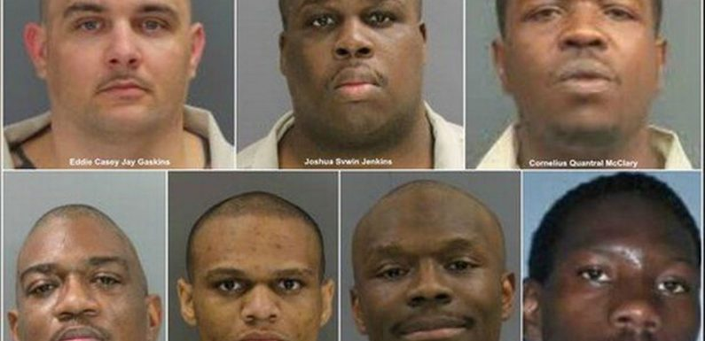 Seven dead and 17 injured in deadliest US prison riot for 25 years