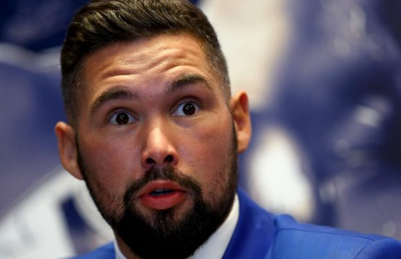 Tony Bellew sends Ant McPartlin message after he pleads guilty to drink driving