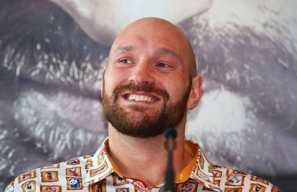 Tyson Fury explains why his comeback is inspirational