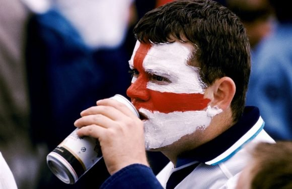 England football fans pay more beer tax than any other Euro nation in World Cup