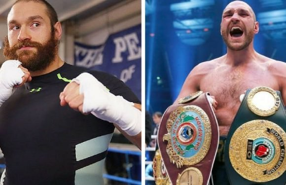 20 Things Fans Should Know About The Gypsy King Tyson Fury