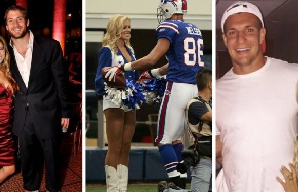 17 Athletes Who Have Actually Dated Cheerleaders