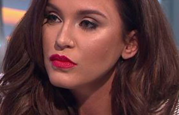 Vicky Pattison reveals heartache over her dad's battle with alcohol