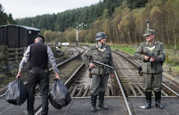 Railway charity axes Nazi reenactment fearing it will attract negative publicity