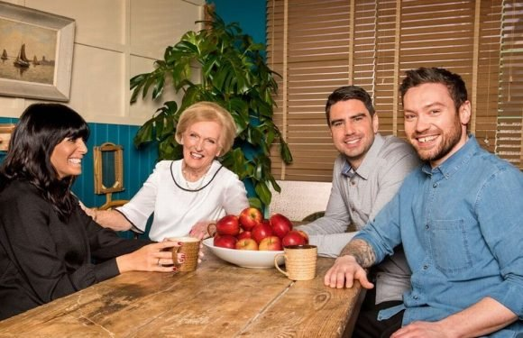 Meet Dan Doherty – star chef of BBC's hot new cooking show with Mary Berry