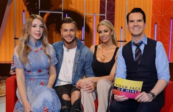 Celebrity guests on Your Face or Mine charity specials paid £3,500 to appear