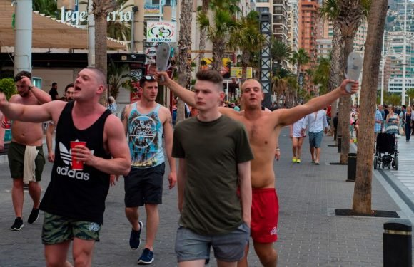 Marbella crackdown could see hen and stag dos fined £650 if they flout new rules