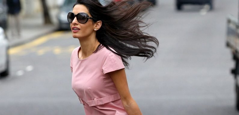 There's No Outfit Amal Clooney Hasn't Mastered - WSBuzz com