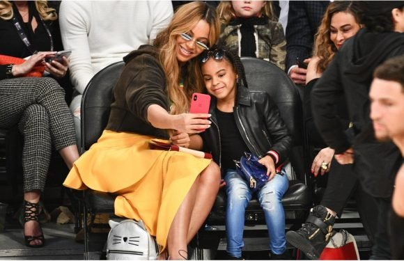 Help, Beyoncé and Blue Have Stolen Our Hearts With Their Supercute Moments This Year