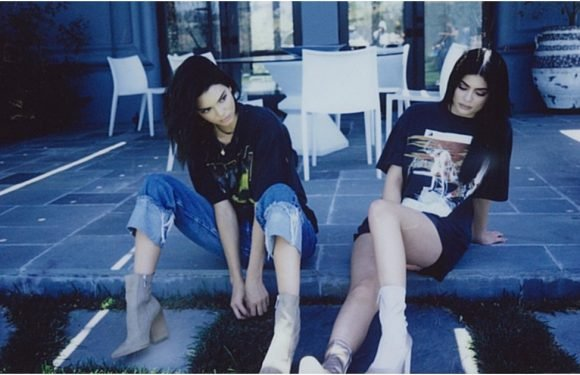 "Kendall and Kylie Have Finally Reached a Settlement For Their Controversial ""Vintage"" Tees"