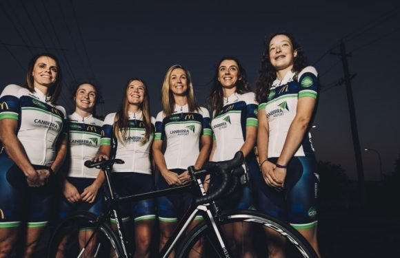 New Canberra women's cycling team to compete in National Road Series