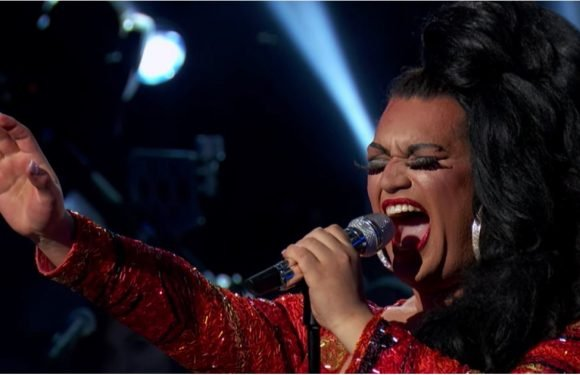 """A Drag Queen Covered Radiohead's """"Creep"""" on American Idol, and It Will Leave You FLOORED"""