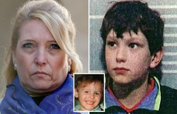 James Bulger's mum Denise Fergus tells of moment she heard Jon Venables' voice for the first time in 25 years after he murdered her boy