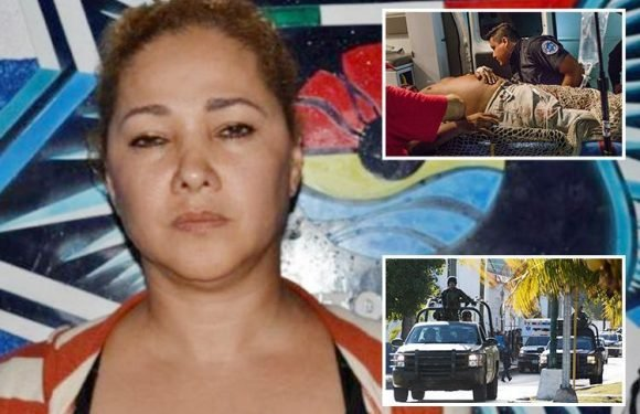 Revealed, the brutal El Chapo-linked female crime lord 'behind murderous drug war in Mexico's tourist hotspot Cancun'