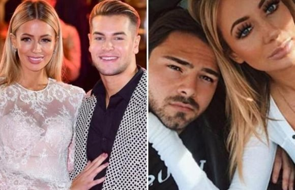 Chris Hughes reveals he feels 'NOTHING' for ex Olivia Attwood after she rekindled her romance with Bradley Dack