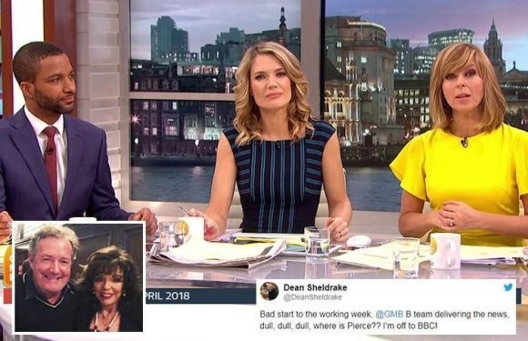 Good Morning Britain fans threaten to 'switch to BBC' after Piers Morgan is STILL not back and there is no sign of Susanna Reid either