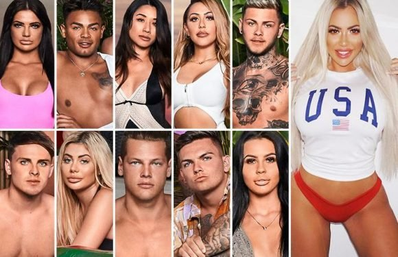 Geordie Shore's new line-up pictured as Holly Hagan returns for hottest ever series in Australia