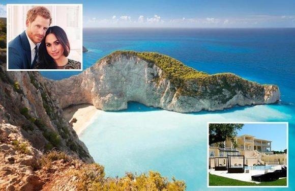 Win your own royal honeymoon and jet off like Harry and Meghan