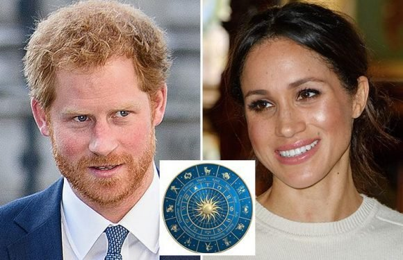 This is how compatible Meghan Markle and Prince Harry are – based on their star signs
