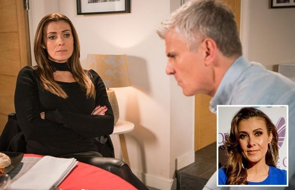 Kym Marsh says calls for Coronation Street to ditch dark storylines and return to its comedy roots are 'frustrating'
