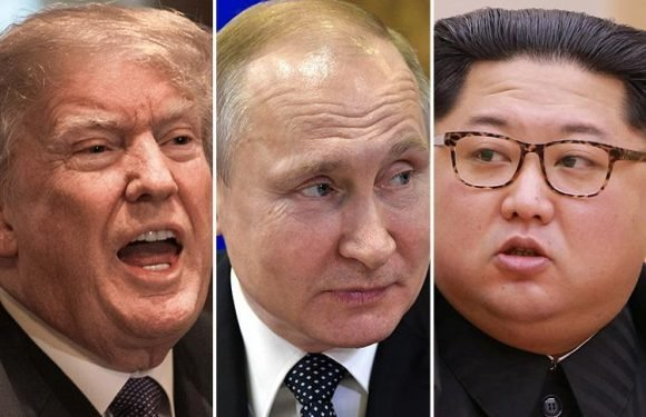 Are we heading for World War 3 and who would win? From Russia and US tensions over Syria to North Korea's nuclear tests