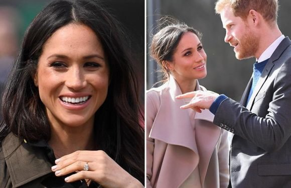 Meghan Markle 'spotted in Chicago as she finalises her British visa' one month before Royal wedding