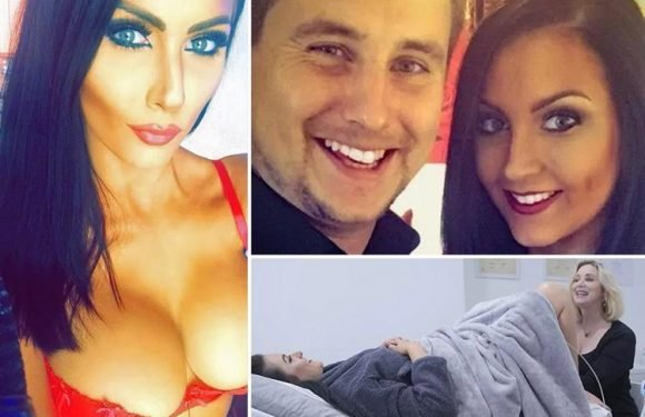 Mum gets 'designer vagina' in a bid to improve her sex life – and even agrees to having the intimate eight-minute procedure filmed