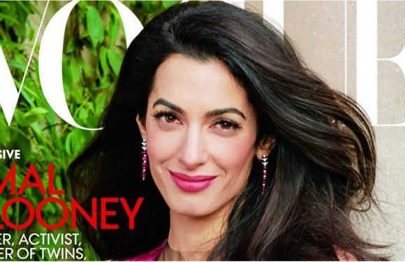 Amal Clooney Reveals What the Twins' First Word Was, and It Will Instantly Melt Your Heart