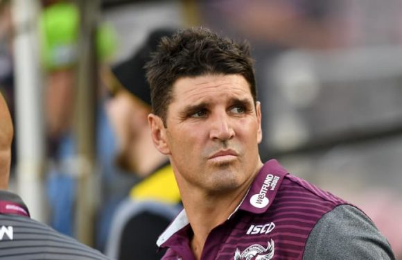 How long can Manly say their only problem is Jackson Hastings?
