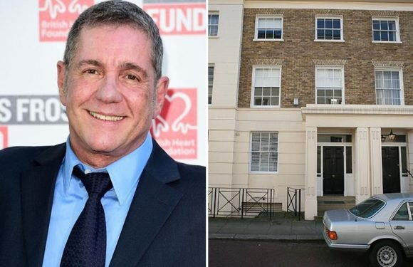Dale Winton's 'unexplained' death being investigated by police after star was found dead at London home