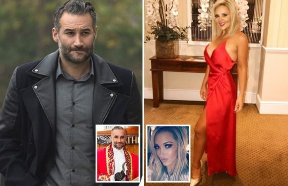 Katie Price's ex Dane Bowers bedded Big Brother's Rebecca Jane last year while he was in two-year relationship with Gemma Warboys