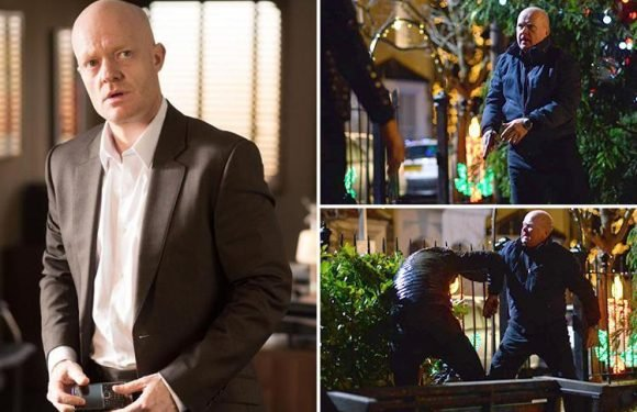 EastEnders spoilers: Max Branning returns to Albert Square and 'reignites his war' with Phil Mitchell