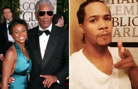 Morgan Freeman's murdered step-granddaughter 'told boyfriend she'd had a secret sexual relationship with Shawshank Redemption star'