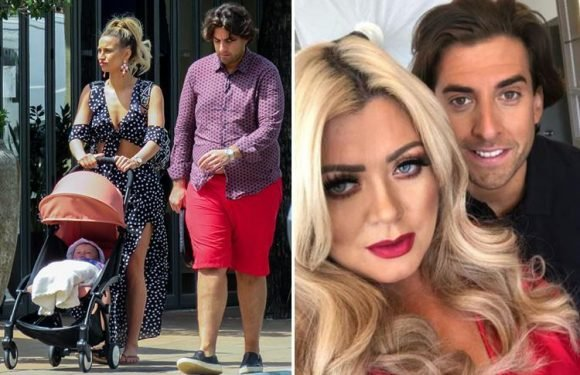 Gemma Collins is so 'jealous' of James 'Arg' Argent's friendship with Ferne McCann that he has to 'keep her under a different name on his phone'
