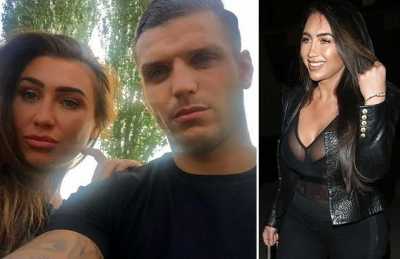 Lauren Goodger in business with jailbird ex Joey Morrisson as she makes plans for his prison release in just months