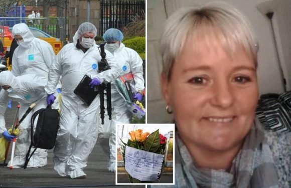Fox spotted carrying HUMAN HAND as grisly trail of body parts discovered in murder probe for missing gran Julie Reilly