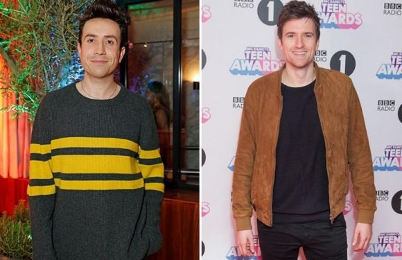 Nick Grimshaw and Greg James axed by BBC Radio 1 from their Friday shows as top presenters are cut to just four-day week