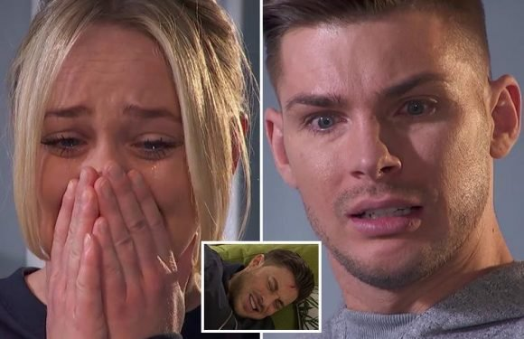 Hollyoaks spoiler: Ste attacks Ryan in a violent rage after finding out he murdered Amy Barnes