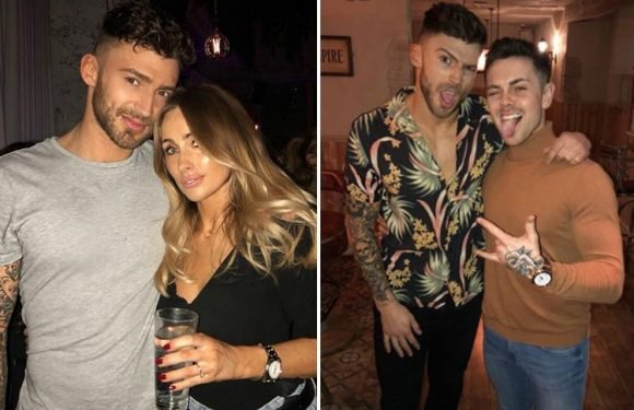 Jake Quickenden's split from Danielle Fogarty is over 'wedding tensions and hard partying with Dancing On Ice co-stars'