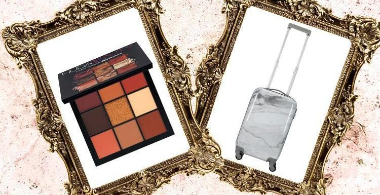 The perfect holiday companion and the Huda beauty palette of the moment… here's what we're lusting after today