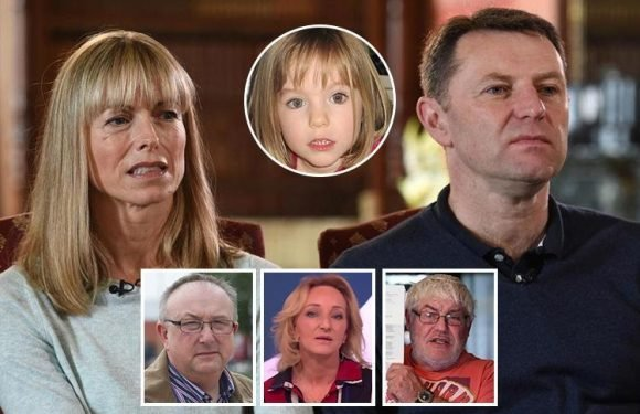 Madeleine McCann's parents Kate and Gerry hit back at critics of new Met Police cash to track down missing girl