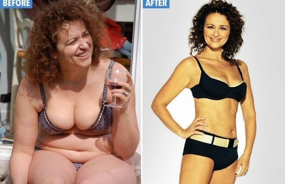 Nadia Sawalha reveals body shaming in her early career 'haunted' her for years