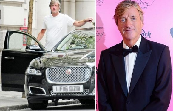 Richard Madeley reveals he was nearly shot by an American police officer who stopped him for speeding