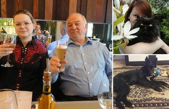 Sergei Skripal's family demand to know why ex-spy's beloved pet cats and guinea pigs 'didn't die from nerve agent'