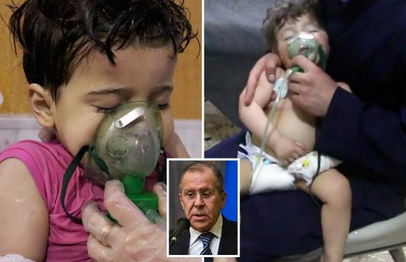 Russia claims there is NO evidence of Syrian chemical attack and warns of 'serious consequences' if US strikes Assad