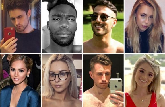 These are the 30 most popular Brits on Tinder… so would YOU swipe right?