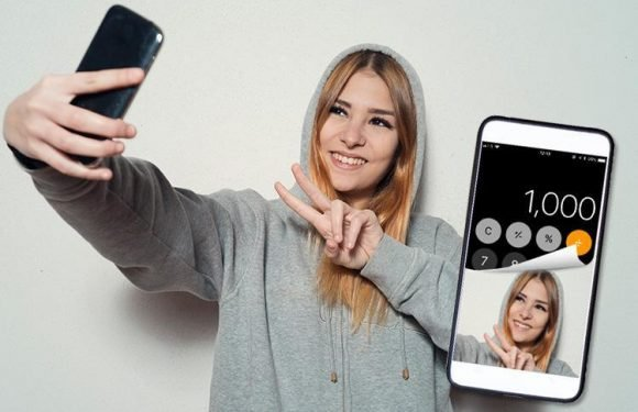 Phone app helps kids to lie to their parents by masking their screen with a calculator at press of a button